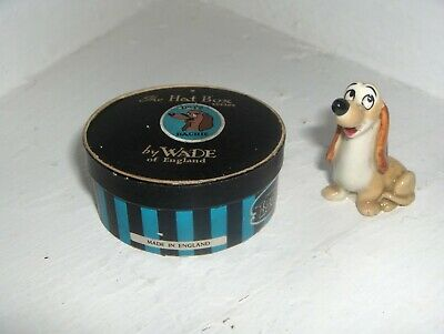 Wade Disney Hatbox Dachie Figure With Box • 10£
