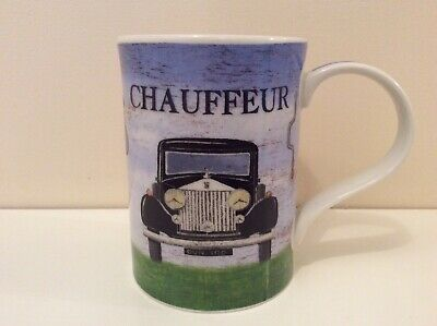 Dunoon Chauffeur Mug By Martin Wiscombe • 4.99£