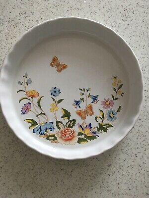 Aynsley Quiche Flan Dish. Oven To Table Ware • 0.99£