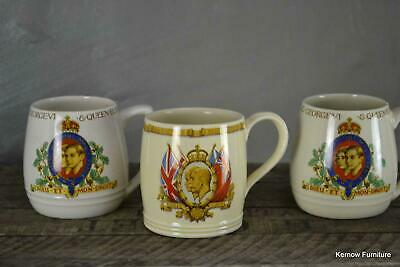 Collection Of Commemorative Cups Mugs (5) • 20£