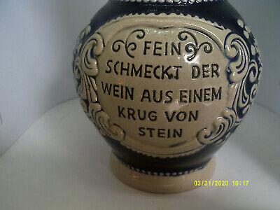 Beautiful Majolica With Pitcher Thought To Be German • 11£