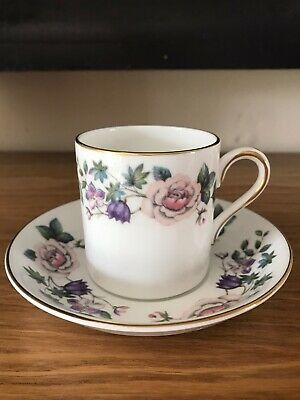 Royal Grafton Fragrance Fine Bone China Coffee Cup And Saucer , Two Available • 3.99£