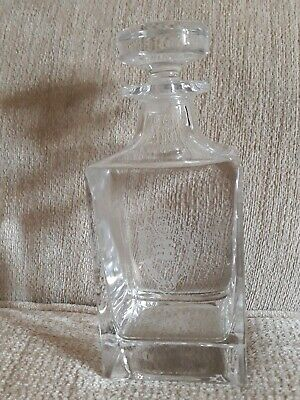Dartington Crystal Decanter  • 4£