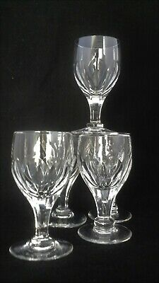 Thomas Webb Crystal Royal Yacht Glasses - Various X 13 • 19.95£