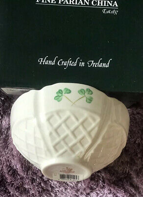 Belleek 6in Trellis Bowl • 4£