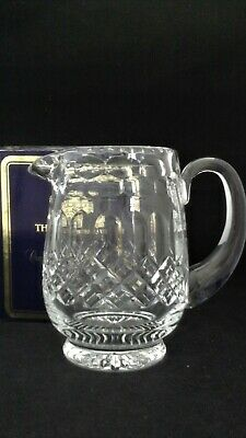 Thomas Webb Crystal Normandy Jug • 49.95£