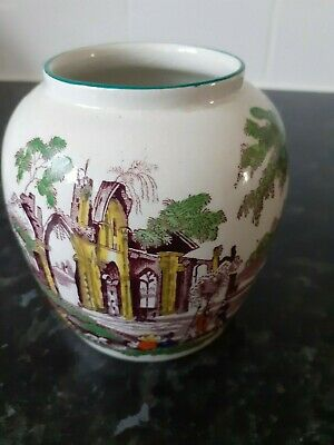 A Mason's Ironstone China  (95 Mm) Ginger Jar • 3.25£