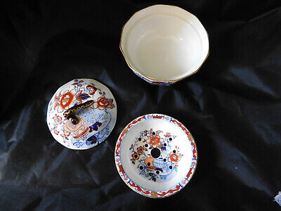 Masons? Patent Ironstone Three Piece Soap Dish • 20£
