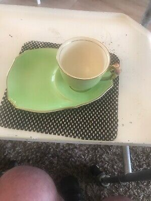 Royal Winton Cup And Saucer • 4£