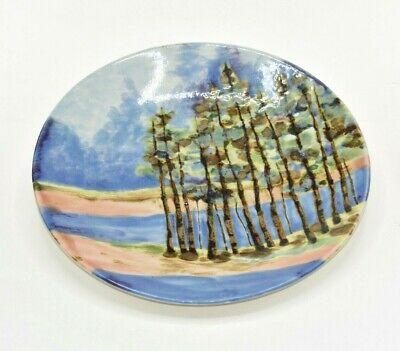 Cobridge Stoneware Delamere Forest Charger Plate Limited Edition Of Just 5!  • 75£