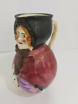 Vintage Collectable Jug Hand Painted • 12£