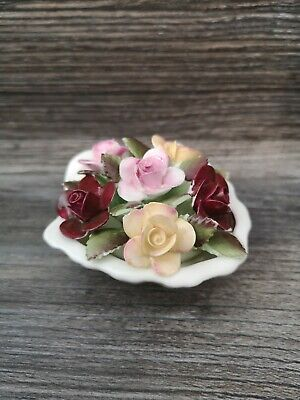 ROYAL ALBERT 'Old Country Roses' Flower Pot - Previously Loved • 4.20£