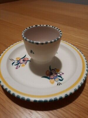 Poole Pottery Egg Cup On Stand 289 • 1.89£