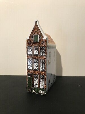 Delfts Hand Painted Holland House 1 - Rare • 10£