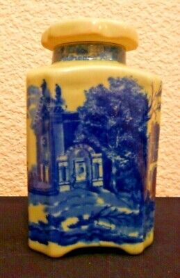 Victoria Ware Ironstone Ginger Jar With Cover. • 14.99£