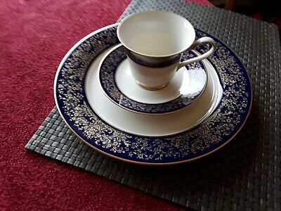 Noritake Vintage Cup & Saucer ,dinner Plate Mint Condition  • 10£