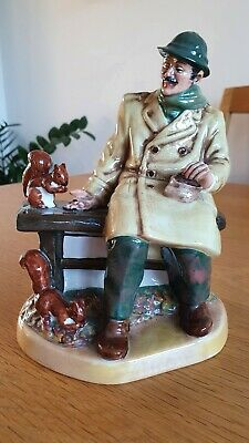 Royal Doulton Figurine 'lunchtime' • 0.99£