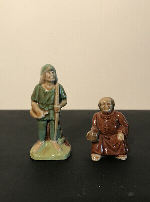 Wade Robin Hood And Friar Tuck Mianco 1990's. • 23.99£