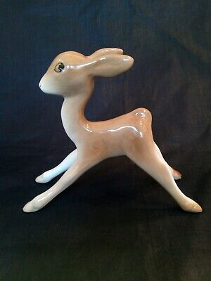 Beautiful Vintage W R Midwinter Deer Standing Figurine Excellent Condition • 11.90£