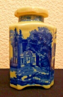 Victoria Ware Ironstone Ginger Jar With Cover. • 9.99£