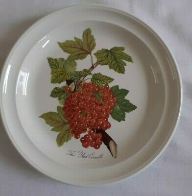 Portmeirion Pomona The Red Currant 19 Cm Side Plate • 6.50£