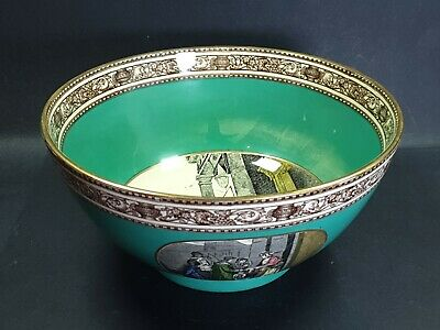 Vintage Adams Pottery Large Bowl Cries Of London • 30£