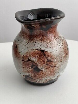 "Small Vintage EWENNY POTTERY Vase 4"" • 12.99£"