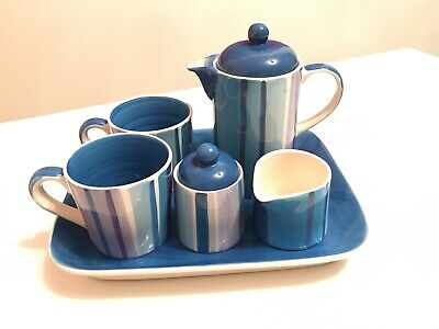 Whittard Of Chelsea - Tea / Coffee Set For Two • 5£