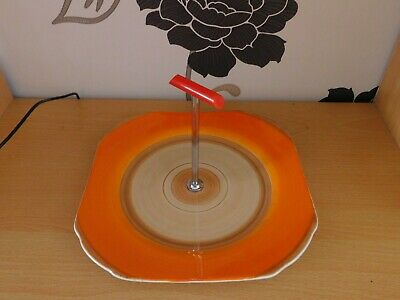 Lovely Shelley Art Deco Cake Stand • 6.99£