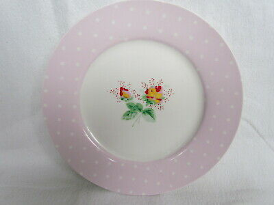 Pretty Cath Kidston Exclusively By Queens Fine China Side Plate  - Floral Design • 7.99£