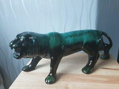 Blue Mountain Pottery Panther • 29.99£