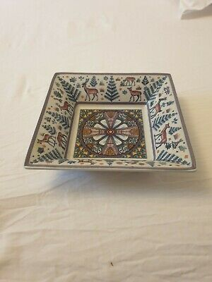 Spode Russell Coates Natural World Collection Dish • 15£