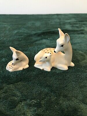 Szeiler Small Deer Baby Deer Ornaments Figurines • 9£