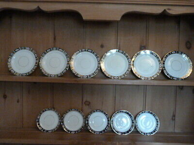 E Hughes & Co Fenton Part Tea Set, 11pc • 15£