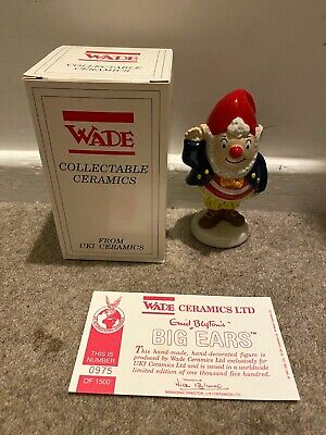 Wade Limited Edition Big Ears Figure Boxed With Certificate • 26.99£