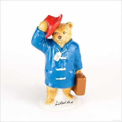 Wade Paddington Trail Bear - Michael Bond (Box/Cert) Full Glossed Version Limite • 69.95£