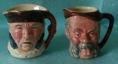 Pair Of Rare Collectable Shorter & Son Ltd. Toby Character Jug  • 19.90£