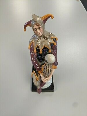 Royal Doulton Figurine The Jester HN2016 UPS Delivery • 26.50£