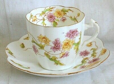 The Foley China Cup And Saucer   Pattern 5310   • 10£