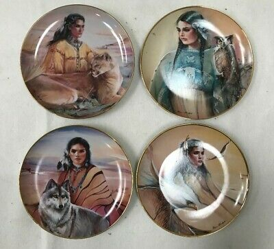 Royal Doulton Franklin Mint Heirloom Plates Limited Edition Princess Collection • 6.99£