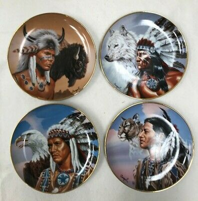 Royal Doulton Franklin Mint Heirloom Plates Limited Edition Spirit Collection • 6.99£