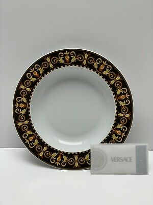 VERSACE Barocco Rosenthal Bowl 8.75  - Brand New In Box • 70£