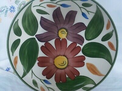 Wade Royal Victoria Pottery Sorrento Vintage 1950s Plate • 2.99£