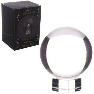 Puckator Lisa Parker Mystical Crystal Ball With Glass Stand & Gift Box  • 12.99£