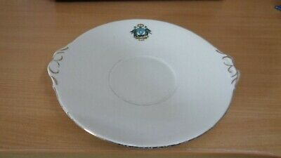 Vintage Dundee  Coat Of Arms  Serving Plate • 0.99£
