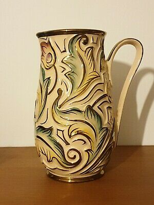 Wade Gothic 22cm Tall Jug Hand Painted Very Good Condition  • 17.99£