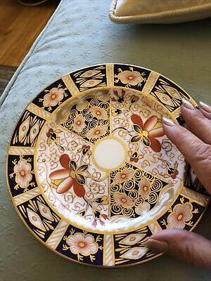 Royal Crown Derby 2451  Side Plate • 4.90£