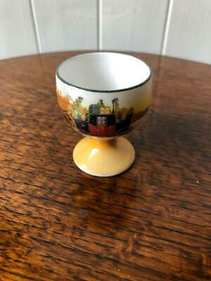 Ultra Rare Royal Doulton Coaching Scenes Seriesware Footed Egg Cup • 17£
