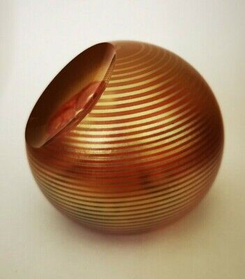Paperweight By Okra - Signed D.B • 44.99£