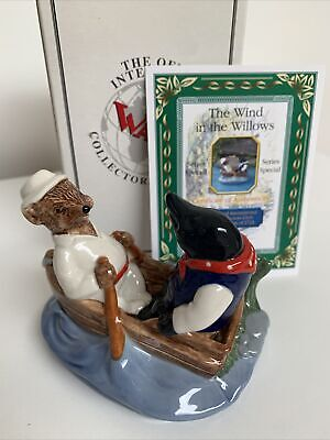 Wade Collectable Wind In The Willows - Series Special Ltd Edition Of 1723. New • 60£